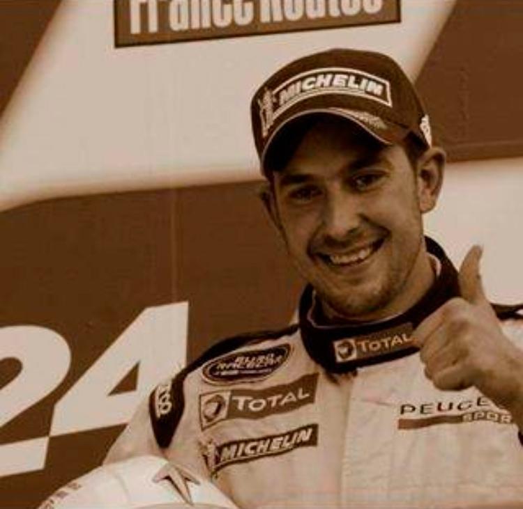 Simon Escallier champion d'Europe Euronascar